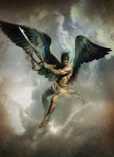 Angel Gabriel..
