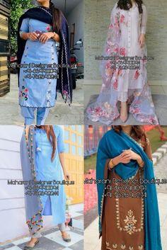 Looking For Punjabi Suits Online Boutique. At Maharani Designer Boutique 👉 CALL US : + 91 - 86991- 01094 or Whatsapp DESIGNER SALWAR SUIT WORK – Full Handwork Fine quality fabric #Design #designersuits #suits #salwarsuit #salwarsuits #salwarsuitonline #salwarsuitsonline #shoppingonline #punjabisuit #punjabisuits #punjabisuitsboutique #designerboutique #designerboutiques #trendingnow #latestfashion #latesttrends #latestcollection #suitstyle #shopnowonline #shopnow #madeinindia Punjabi Suit Boutique, Punjabi Suits Designer Boutique, Pakistani Designer Suits, Boutique Suits, Salwar Suit With Price, Salwar Suits Simple, Patiala Salwar, Costumes Punjabi, New Style Suits