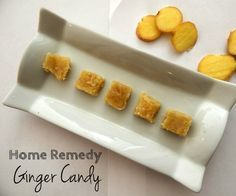 Ginger is a nice, spicy, warming herb that's used in a variety of herbal remedies. It's great for dealing with nausea, indigestion, travel sickness, and more. However, if you've ever eaten raw ginger or even crystallized ginger, you know how strong it can be. Bhawya is familiar with ginger candy, wh…
