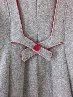 Classic 1960 s Wool by sparvintheieletree Abrigos fcecd3ec3c8