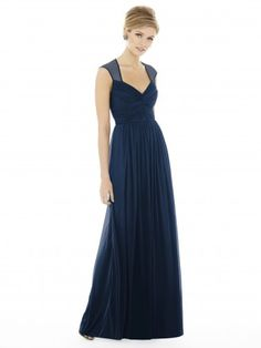 Alfred Sung Bridesmaid Dresses - Style D705