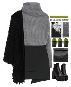 """""""#558"""" by emilypondng ❤ liked on Polyvore featuring Acne Studios, Marie Turnor, Linea and SELECTED"""
