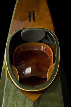 S&G Night Heron cockpit with bent plywood seat ~ by Nick Schade Wood Canoe, Wooden Kayak, Kayak Paddle, Canoe And Kayak, Kayak Seats, Kayaking Tips, Wood Boats, Boat Plans, Boat Building