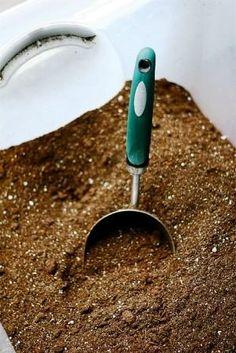 DIY - Potting soil recipe - its-a-green-life