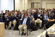 Continúa el macrojuicio del caso Gürtel un mes después de la declaración de Rajoy
