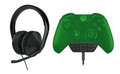 Official Xbox One Stereo Headset and Adapter