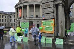 Switzerland Lyme Disease Worldwide Protest