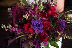 Orange Blossom Bride | Orlando Wedding Blog #halloweenwedding #spooky Wedding Blog, Wedding Reception, Wedding Day, Orlando Wedding, Orange Blossom, Purple Wedding, Accent Colors, Wedding Details, Wedding Bouquets