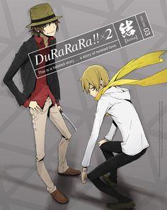 Durarara, Izaya Orihara, Shizaya, Emotional Rollercoaster, Light Novel, Fandoms, Fan Art, Manga, Comics