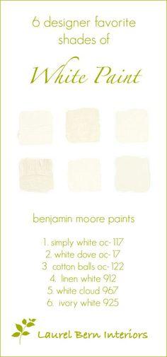 Best Benjamin White