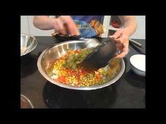 Salada para o Churrasco