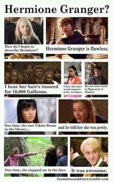Hermione Granger?