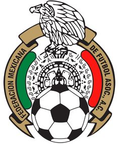 Mexico National Team Soccer Football Car Bumper Sticker Decal 4 x 5 Mexico Football Team, Mexico Team, Mexico National Team, Mexico Soccer, Football Team Logos, Soccer Logo, National Football Teams, Football Soccer, Messi Soccer