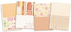 FREE Summer Daze patterned papers - Papercraft Inspirations