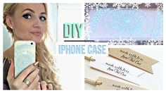 DIY IPHONE CASE  - CHRISTMAS GIFT IDEAS  Hello DIY lovers! What's up? How are you going in this pre-Christmas period? Have you already done the Christmas gifts? If you are looking for a gift for someone who loves the creativity and DIY, then this is the tutorial for you. #christmas #gift #ideas #art #designer #natale #regalo #blogger #diyproject #iphone #decorating #drawing #howto #tutorial #namaste #henna #pinterest #faidate #tattoo #inspired #HomeDecor #Crafts #Home #Decor #Designn #Beauty