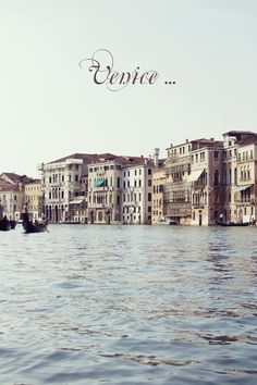 beautifully, suddenly: italy | venice