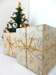 its the wrapping season of the year! get ready!