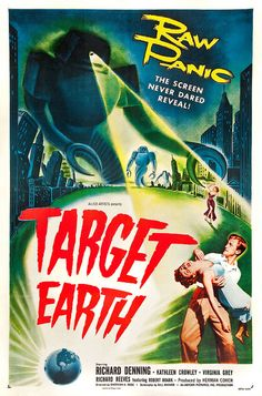 1954 ... 'Target Earth'