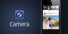 Facebook desarrolla su propia aplicación de cámara http://iphonedigital.es/facebook-aplicacion-camara-fotos-videos/ #iphone