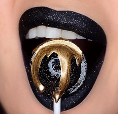 Do you like wearing liquid lipstick? We can help you discover the hues that will make you appear sweet or super cool. Lip Art, Lipstick Art, Lipstick Colors, Liquid Lipstick, Lip Colors, Makeup Art, Lip Makeup, Beauty Makeup, Cool Makeup Looks
