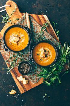 carrot ginger soup_g