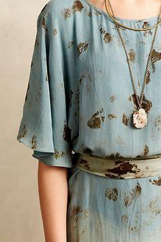 Meadowland Kimono Dress #anthroregistry