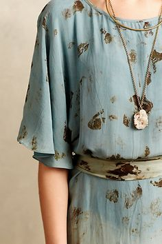 Meadowland Kimono Dress - anthropologie.com #anthrofave
