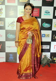 Divya Dutta at the music awards night 2015