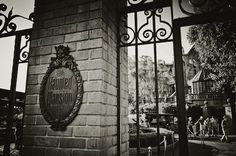 The Haunted Mansion. Repinned from Vital Outburst clothing vitaloutburst.com