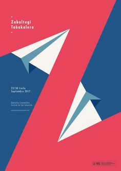 8 Sections of the edition of the San Sebastian Festival, Zabaltegi Tabakalera Poster Layout, Print Layout, Layout Design, Web Design, Logo Design, Graphic Design Posters, Graphic Design Inspiration, Game Design, Plakat Design