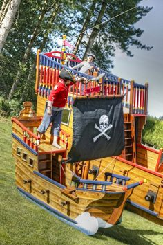 pirate ship play equipment - Google 검색