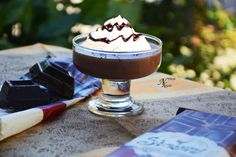 Chocolate Fondue, Pudding, Desserts, Gluten Free, Food, Tailgate Desserts, Glutenfree, Deserts, Custard Pudding