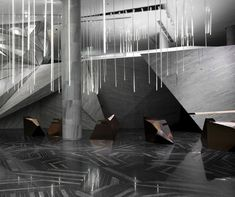 Chongqing Mountain & City Sales Office by One Plus Partnership Limited