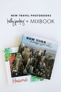 My Travel Photobooks Collaboration with Mixbook.com + a Giveaway!