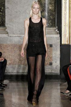 Emilio Pucci Spring 2013 Ready-to-Wear Fashion Show - Melissa Tammerijn