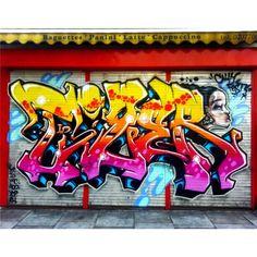 Streetart London  http://instagram.com/streetart_london