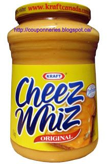 Coupons et Circulaires: 2,97$ CHEEZ WHIZ 450g