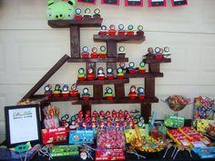 Angry Birds... fiestas con malas pulgas!