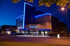Odeon Cinema, Harrogate, North Yorkshire, as it is today | Photo by M. Thompson