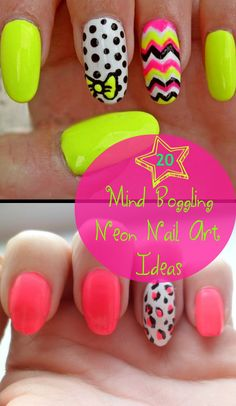 20 Mind Boggling Nail Ideas