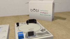bObi, the new generation of Robotic Cleaning