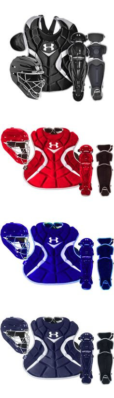 Other Baseball Clothing and Accs 159062: Under Armour Victory Series Catcher S Set Kit (All Sizes And Colors) -> BUY IT NOW ONLY: $165 on eBay!
