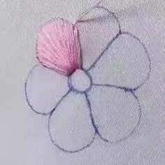 Best 12 Sewing stitches by hand: learn step by step and customize your clothes! Sewing Stitches By Hand, Hand Embroidery Videos, Embroidery Stitches Tutorial, Embroidery Flowers Pattern, Learn Embroidery, Crewel Embroidery, Embroidery Techniques, Embroidery Kits, Smocking Patterns