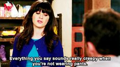 Jess and Nick.  New Girl - one of my new favorite shows.