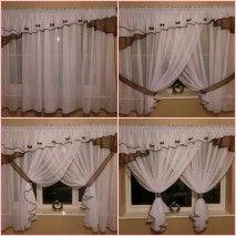4 in 1 Net Curtain