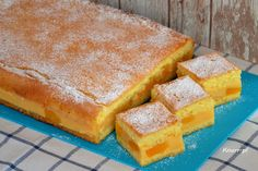 Sprawdź to, zjedz to! Apple Cake, How Sweet Eats, Cornbread, New Recipes, Good Food, Food And Drink, Cupcakes, Ethnic Recipes, Millet Bread