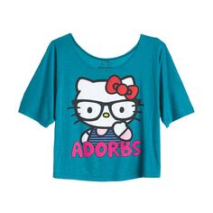 Hello Kitty Adorbs Tee found on Polyvore