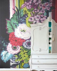 Brian Yates - Pretty Nostalgic - Brian Yates Pretty Nostalgic (158115) - Select Wallpaper | Designer Wallpapers Direct Wallcoverings UK