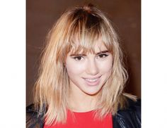 Suki Waterhouse also adopted the look at Jonathan Saunders' runway show during London Fashion Week. Score her enviable texture with dry shampoo, like Bumble and bumble's...
