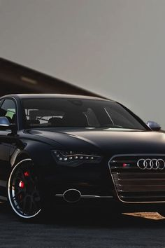 Audi S6.....wicked cool!!